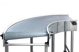 modular belt bend